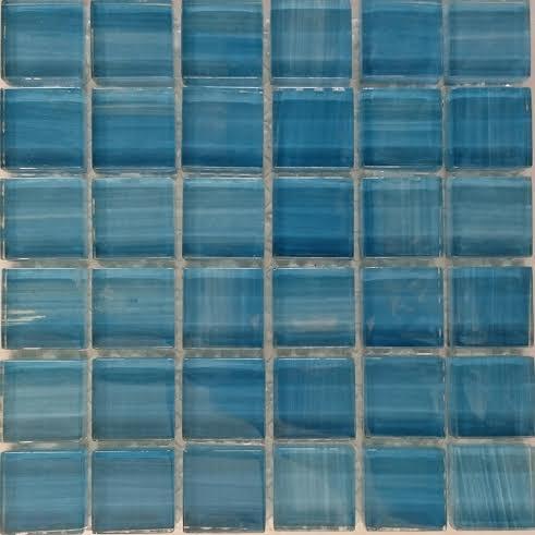 KWP BLUE  üvegmozaik