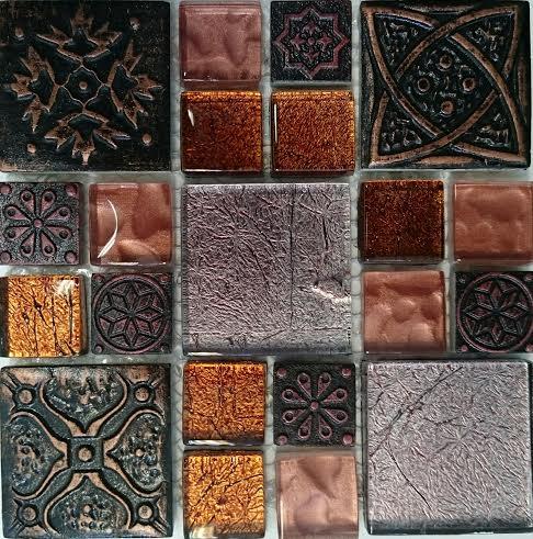 ANTICA üvegmozaik