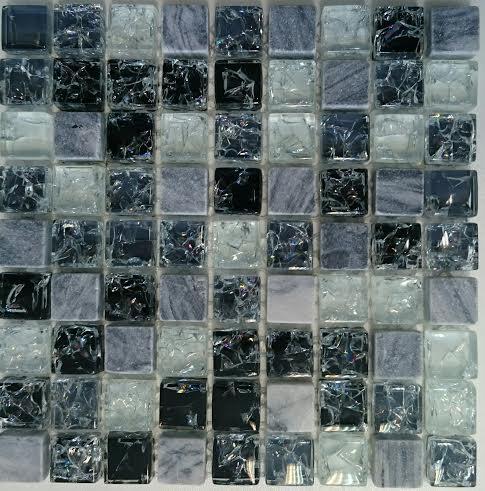 LUXURY MOZAIC kő-üveg mozaik